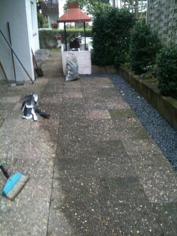 Projekt-Beispiel Terassenboden